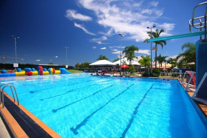 Kawana Aquatic Centre Bokarina Queensland Public Swimming Pool Sunshine Coast Swim Lessons